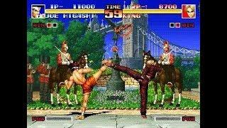 [TAS] Joe VS King (KoF '94)