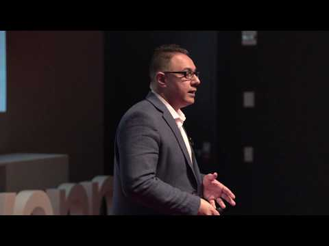 Go with your Gut and say No to Addiction | Sayed Shah | TEDxDavenport