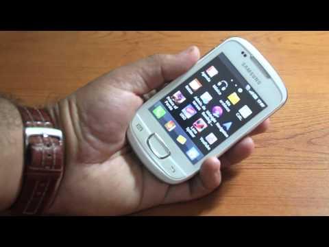 Samsung galaxy mini completo analisis y tour por sus aplicaciones