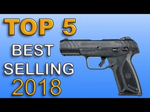 top-5-best-selling-handguns-(2018)