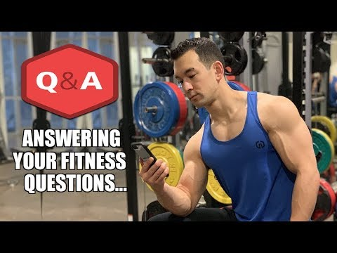 Fitness Q&A #1 (Best Training Split, Vascularity, Female Attraction, Beta Alanine) from YouTube · Duration:  16 minutes 52 seconds