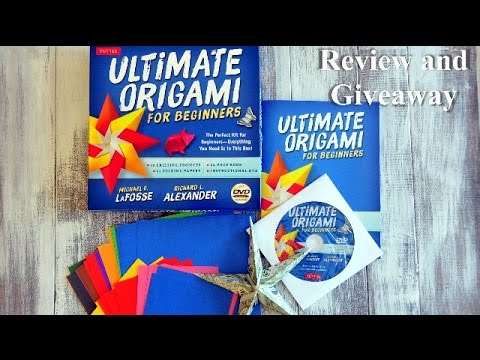 Origami Kit For Dummies- How to fold the Dummies Man head - YouTube | 360x480