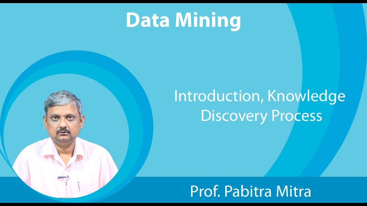NPTEL :: Computer Science and Engineering - NOC:Data Mining