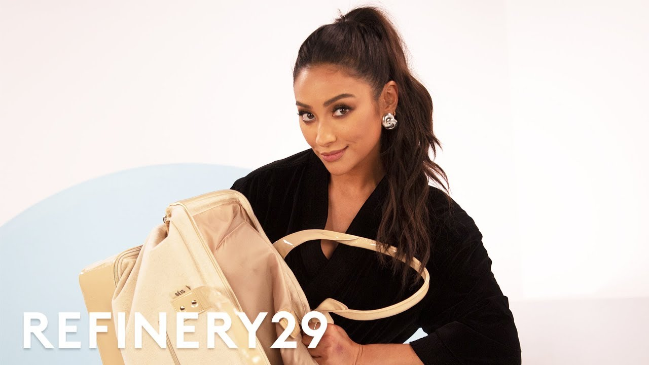 What's In Shay Mitchell's Bag | Spill It | Refinery29