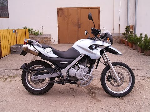 Bmw F 650 Gs 2004 Youtube
