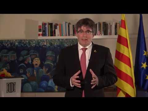 No ens desviem de l'objectiu: assolir la #RepúblicaCatalana i el seu reconeixement internacional