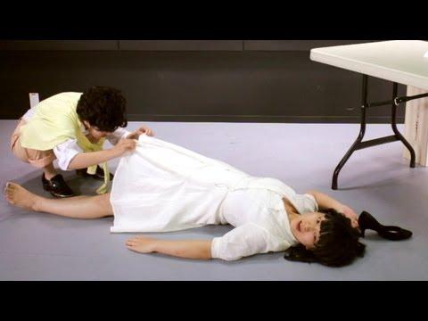 【されるがまま】死体役オーディション#1 【日本エレキテル連合】