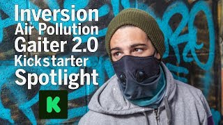 Inversion Air Pollution Gaiter 2.0