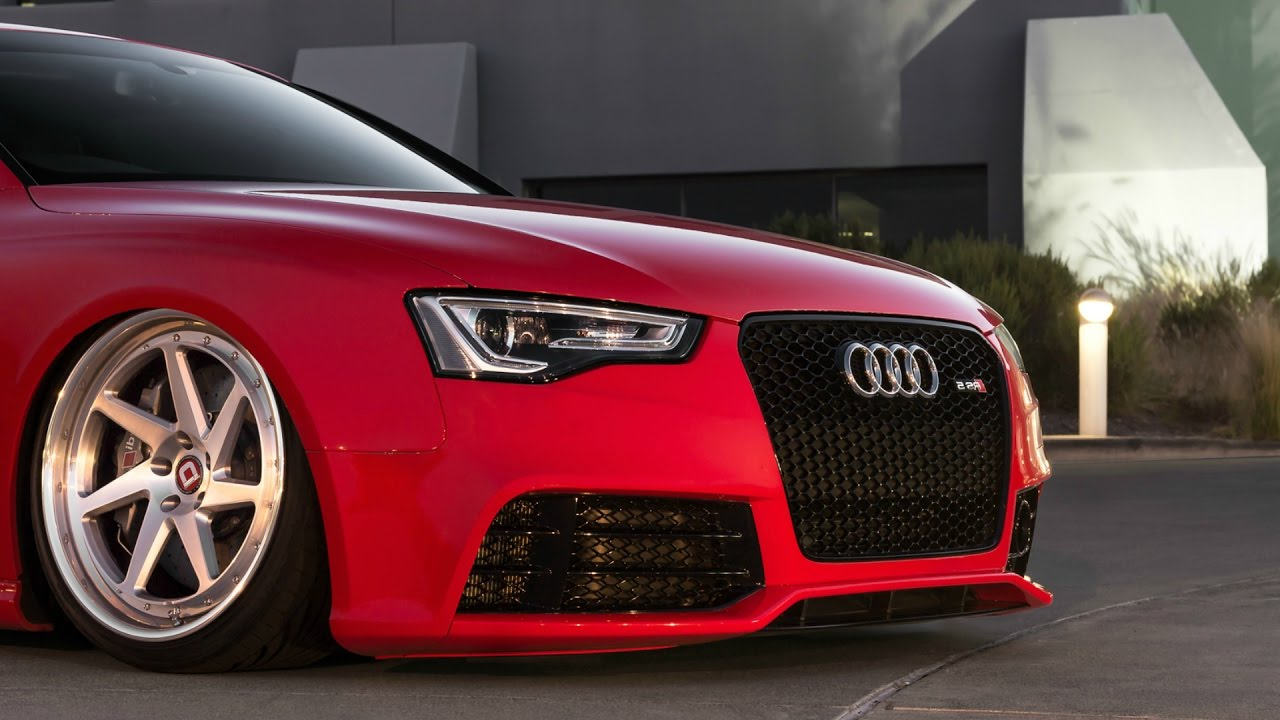 highly modified 2015 audi rs5 review