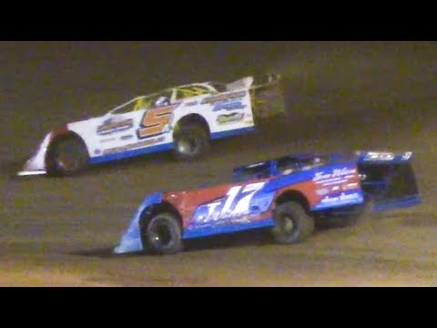 FASTRAK Crate Late Model Feature   Tyler County Speedway   6-1-19