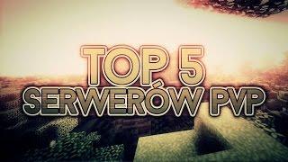 Minecraft TOP 5 : SERWERY PVP [PREMIUM/NONPREMIUM]