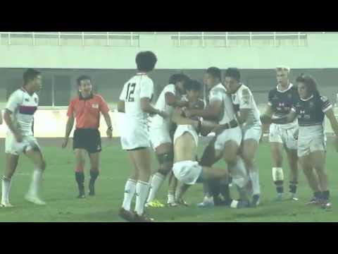 Beijing 7s - Cup Final   HKG v KOR