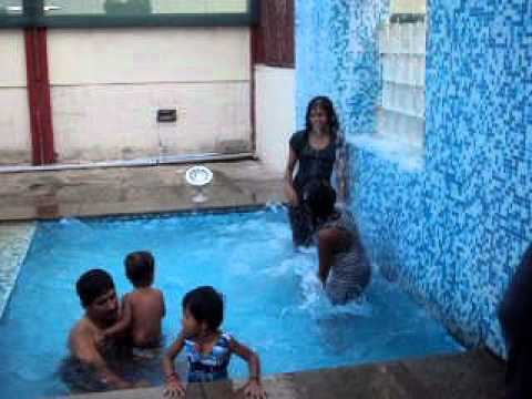 Baby Swimming Pool Enjoying By Ishan Youtube