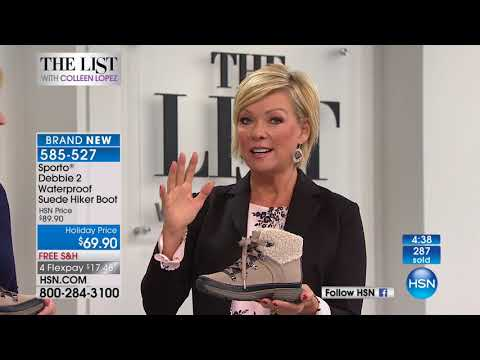 HSN | The List with Colleen Lopez 12.07.2017 - 10 PM
