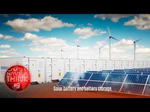 Solar Power and Battery Storage