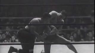 Rikidozan vs Masahiko Kimura (1954 - Part 1/2)