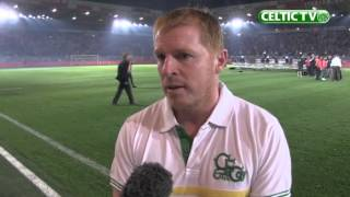 Neil lennon reflects on the german pre-season tour.to watch cliftonville v celtic live subscribe to tv http://www.celticfc.tv/indexterms and condition...