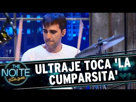 The Noite (11/08/15) - Ultraje Toca 'La Cumparsita'
