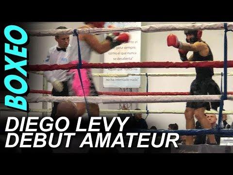 Diego Levy - Boxeo Debut Amateur - Boxeo Amateur - Amateur Boxing