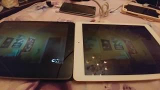 Samsung Galaxy Tab S Three VS IPad Pro 9.7 Quality Test