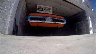 440 Cold Start Open Headers 1974 Dodge Charger SE