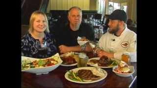 Dingus Mcgee's Restaurant Auburn, Ca Steak House Cajun Influence