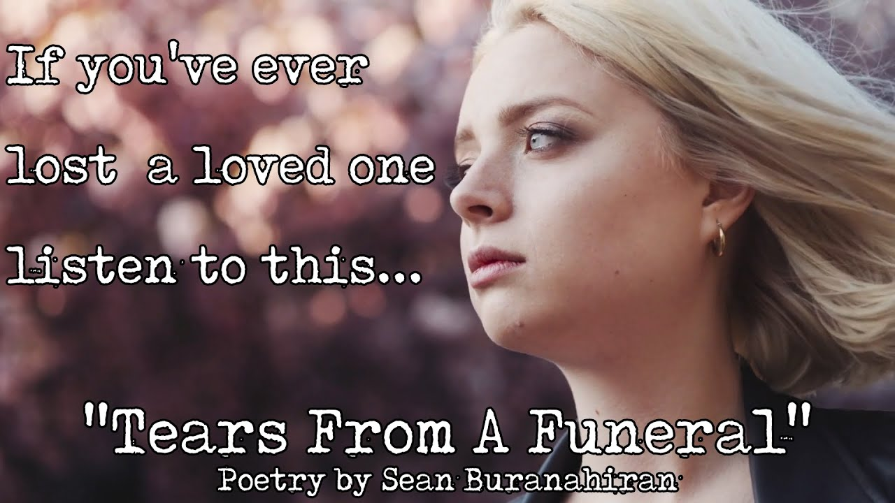"If you've ever lost a loved one listen to this... ""Tears From A Funeral"" by Sean Buranahiran"