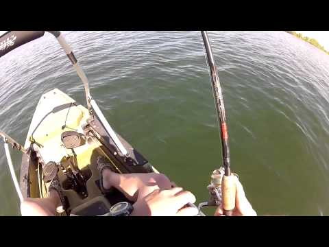 Kayak fishing chatfield reservoir co youtube for Chatfield reservoir fishing