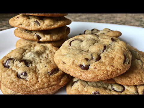 How To Make Perfect Chocolate Chip Cookies | The SECRET?
