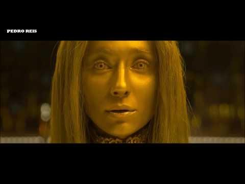 Cena pós credito guardiões da galaxia vol;2 cena 3 Adam Warlock