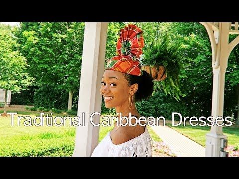 Traditional Dresses of the Caribbean | CAHM EPISODE 6