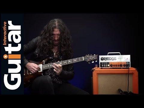 Orange Rocker 15 Terror Amp | Review