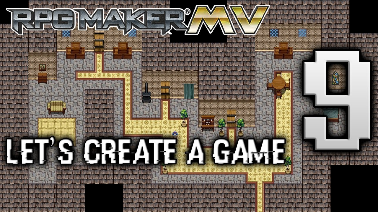 Let's Create (The Greatest) Game #9 - Fastest RPG Maker ...