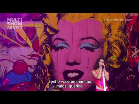 Marina and The Diamonds - Primadonna Tradução/Legendado PT-BR (Lollapalooza Brasil)