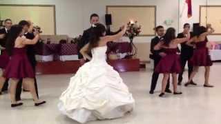 El Vals De Las Flores | Quinceanera Waltz Vals | Fairytale Dances