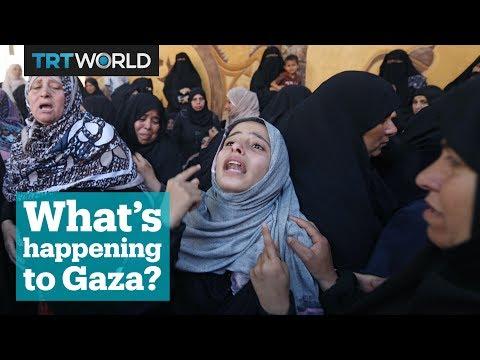 What's happened to Gaza?