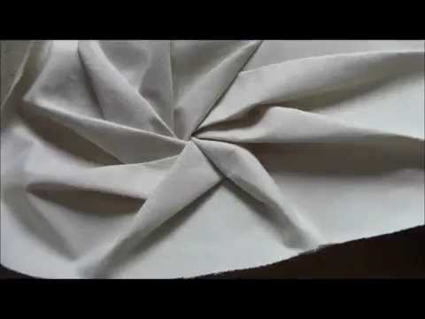 TR Cutting School Origami Workshop By Shingo Sato Petal