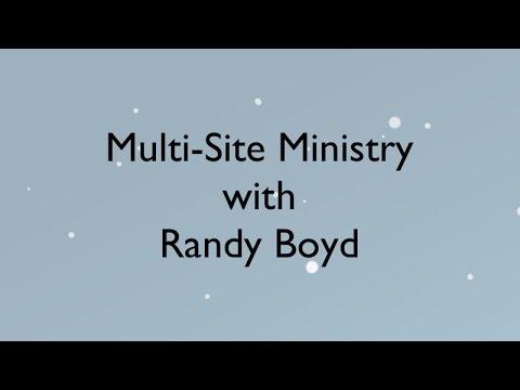 Multi site Ministry