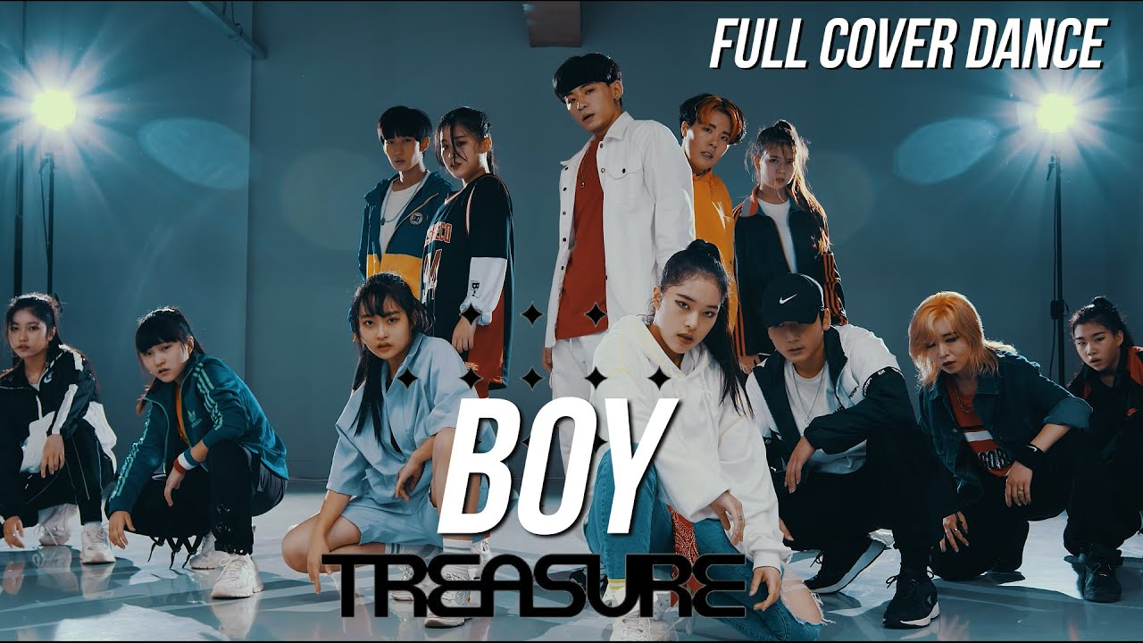 TREASURE(트레저) - 'BOY'(보이) FULL Cover Dance ㅣPREMIUM DANCE STUDIO