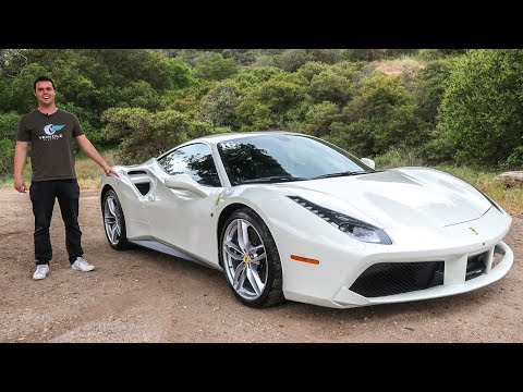 The $300,000 Ferrari 488 Is EXTREMELY Underrated