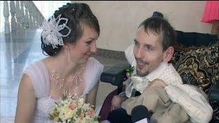 Григорий Прутов и Анна Стэльмахович сыграли свадьбу