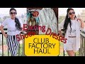 CLUB FACTORY HAUL & REVIEW | FREE SHIPPING SHOES DRESS | AFFORDABLE INDIAN ONLINE SHOPPING