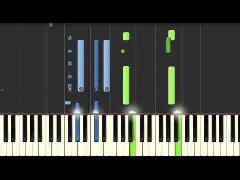 【ゆっくり】ハッピーエンド/back number(ピアノソロ中級)【楽譜あり】 back number - Happy End [PIANO][Slow]