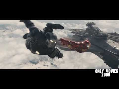 The Avengers Age of Ultron   Ironman & War Machine HD