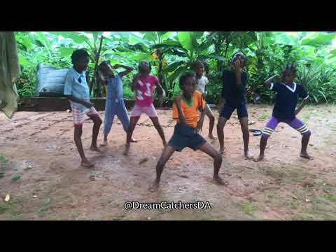 Beyonce - Brown Skin Girl (Dance Video) by The Happy African Kids (Dream Catchers) ft. Wizkid