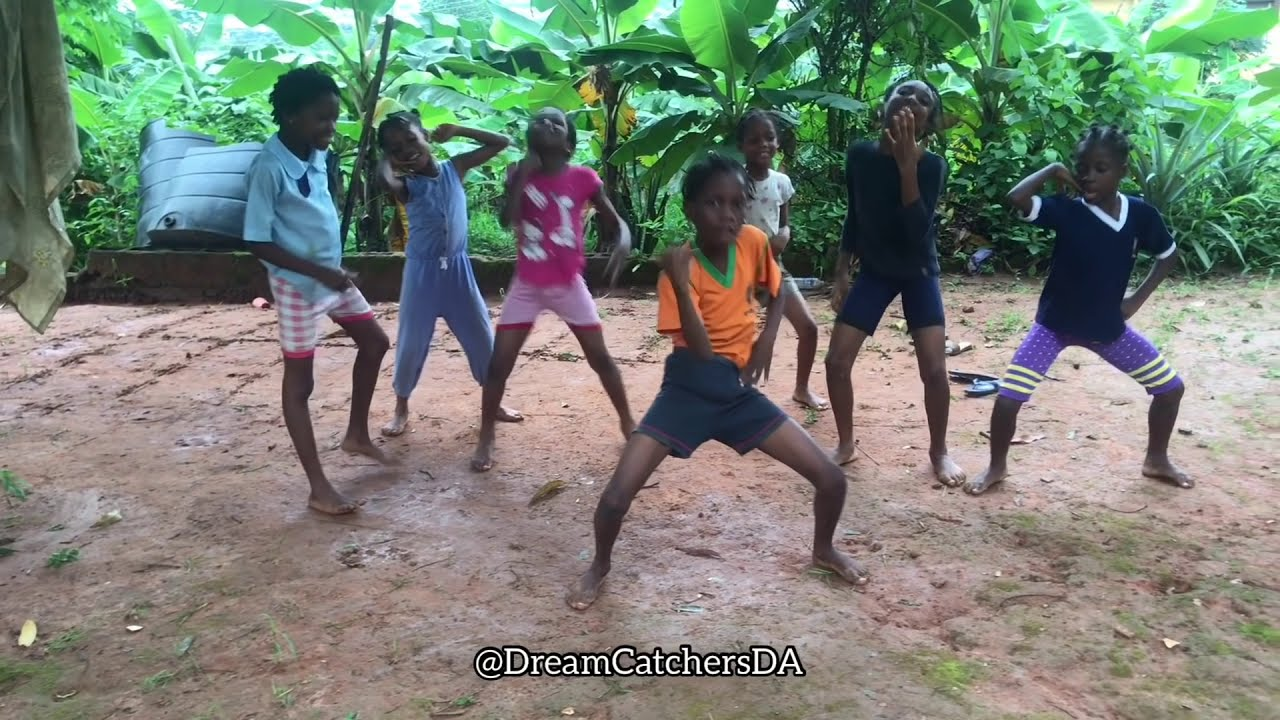 Download Beyonce - Brown Skin Girl (Dance Video) by The Happy African Kids (Dream Catchers) ft. Wizkid
