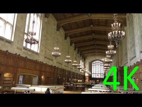 A 4K Tour of the University of Michigan