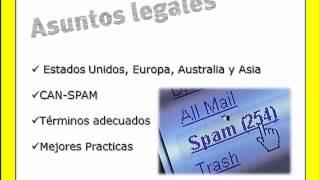 Explicacion sobre E-mail Marketing