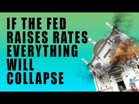 If the Fed Raises Interest Rates, MASS LEVEL BANKRUPTCY Will Occur! Here's Why