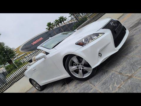 Siêu phẩm Lexus IS250c 2011 mui trần cực chất Hoàng Gia Bảo Tín Auto